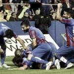 El primer gol lo marcó el Ciutat de Valencia