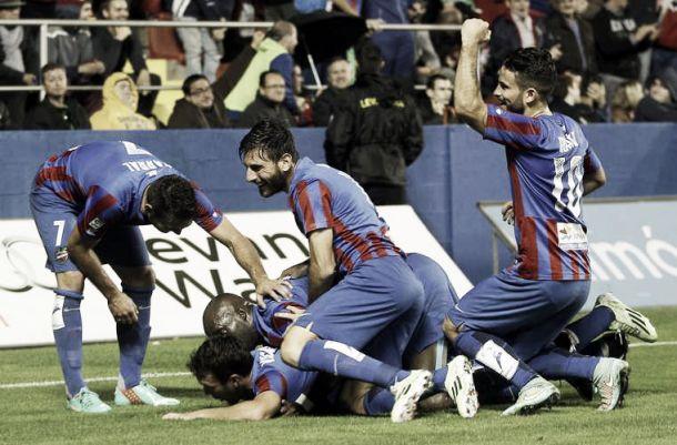 El Levante, a un triunfo de las 100 victorias en Primera