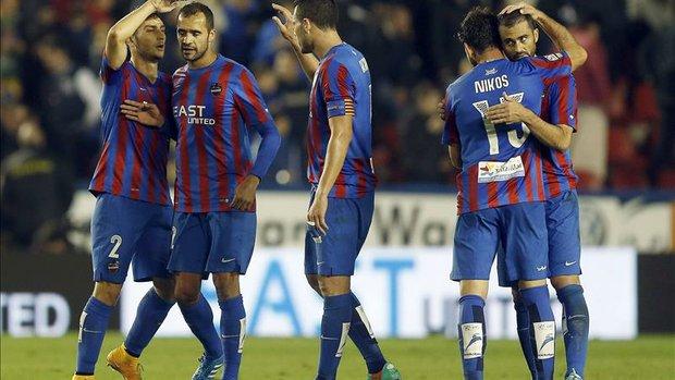 El Valencia es el rival que más veces ha perdido en el Ciutat de Valencia
