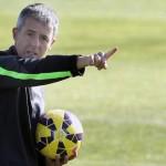 El entrenador del Levante UD analizó, en rueda de prensa, el derbi del domingo