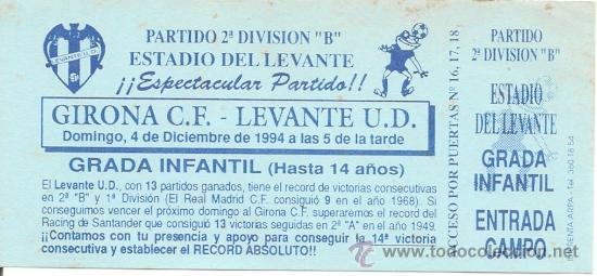 Aquel 4 de diciembre de 1994 en el Nou Estadi