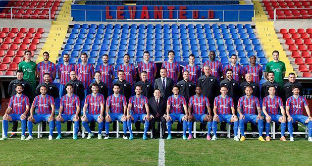 El Levante ya tiene foto oficial 2014/15
