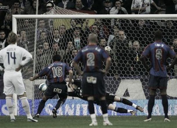 Aquella victoria del Levante en el Bernabéu en 2007