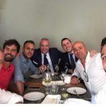 Coke Andújar se reúne con un posible fichaje del Levante