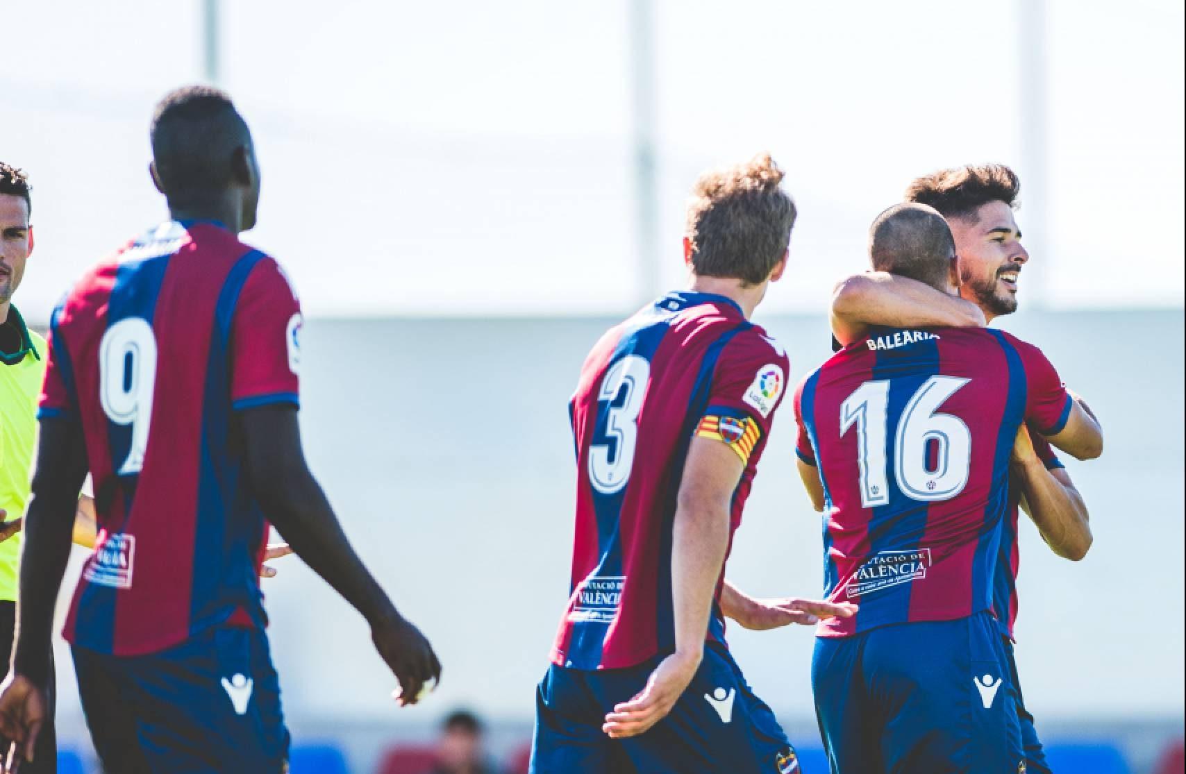 El Levante acaba con dos de los equipos invictos en España en una semana