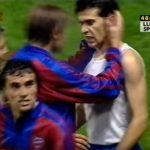 El histórico Levante-Sporting de la temporada 2001-2002