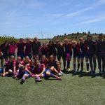 Levante UD femenino C, una temporada de golpes y aprendizaje