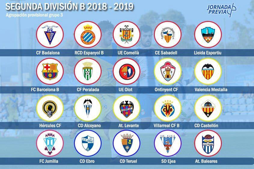 Estos serán los rivales del Atlético Levante la próxima temporada en el Grupo III de Segunda División B a falta de confirmación oficial