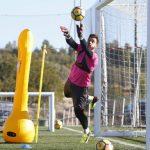 El Levante ha fichado 9 porteros desde la salida de Keylor Navas