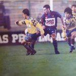 Raúl Mármol, el guerrero del gol en Córdoba