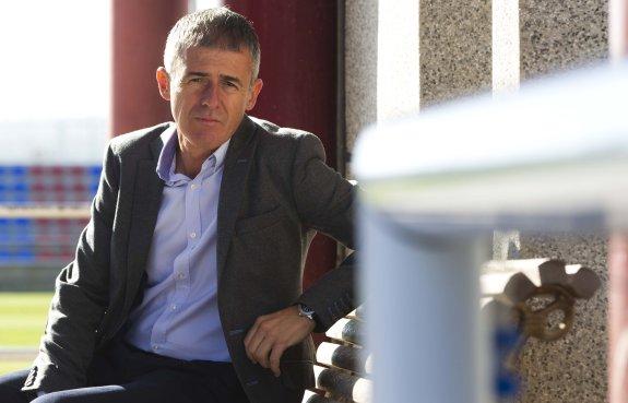 Ramalho, el ex del Levante que se comió un supositorio