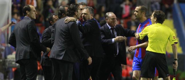 Lista de convocados del Levante UD para el partido ante el Valencia