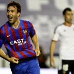 Todos los datos de los partidos entre Valencia y Levante en la historia