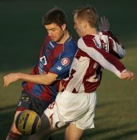 Lombardi jugó un par de amistosos y poco más.