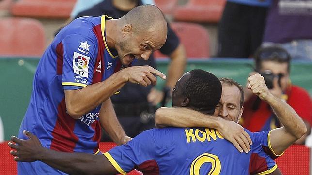 Nano y Koné triunfaron en el Levante. Habían dudas sobre ellos.