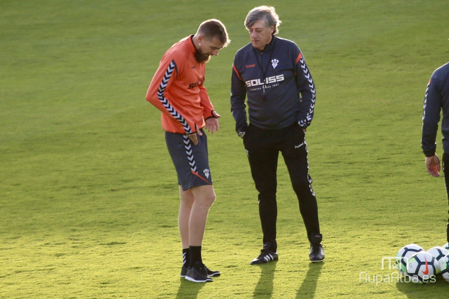 Saveljich cae lesionado y se perderá lo que resta de temporada con el Albacete