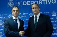 Carmelo del Pozo habla sobre el futuro de Róber Pier en su presentación como director deportivo del Dépor