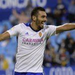 Borja Iglesias, opción para la delantera del Levante UD