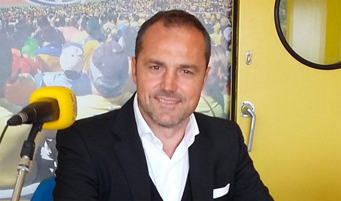 Luis Helguera será el sustituto de Carmelo del Pozo