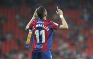 Los jugadores del Levante con más partidos en Primera