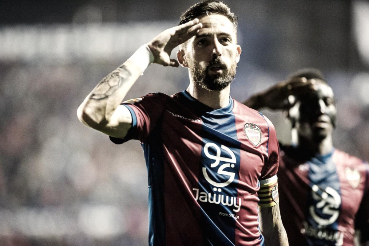 Morales, uno de los jugadores más decisivos de la Liga