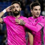 Morales máximo goleador en la historia del Levante en Primera División