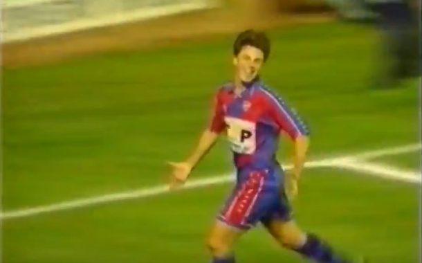 El gol de Lucas Vilar