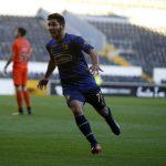 El Levante UD interesado en el delantero Rui Costa