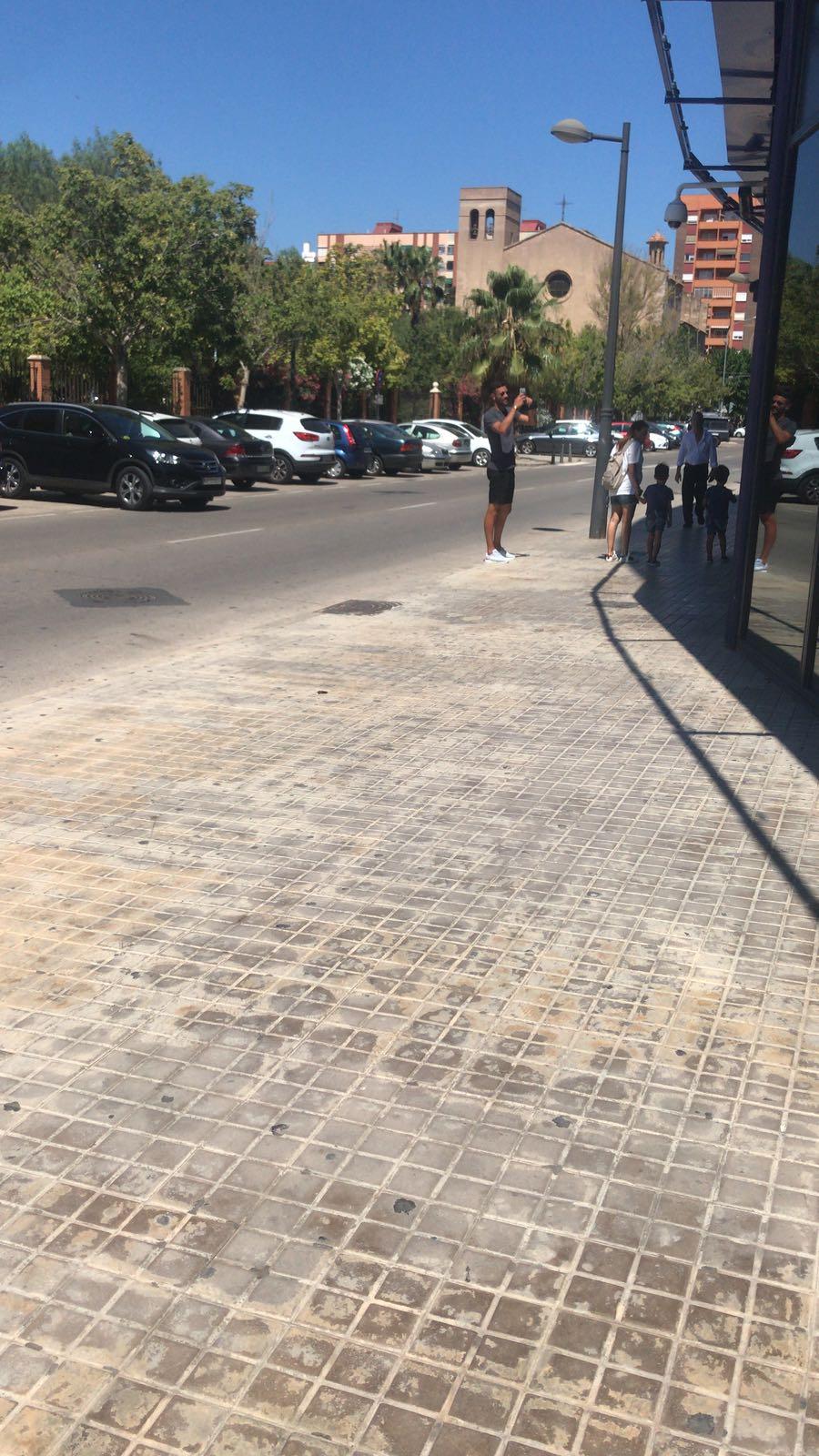¿Vicente Iborra en el Ciutat de Valencia en plena pretemporada del Leicester?
