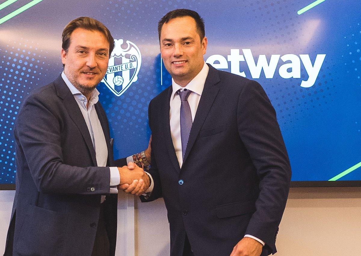 El Levante ya tiene nuevo patrocinador para las dos próximas temporadas