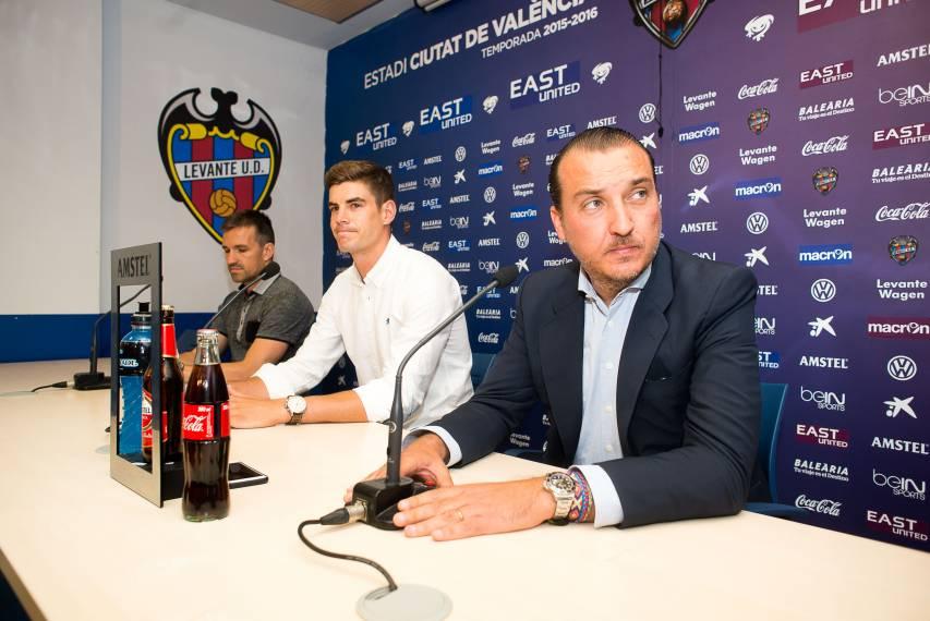Raúl Fernández-Levante UD, crónica de un divorcio anunciado