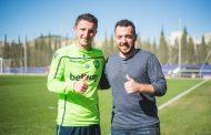 Los dos mejores lanzadores de falta de la historia del Levante