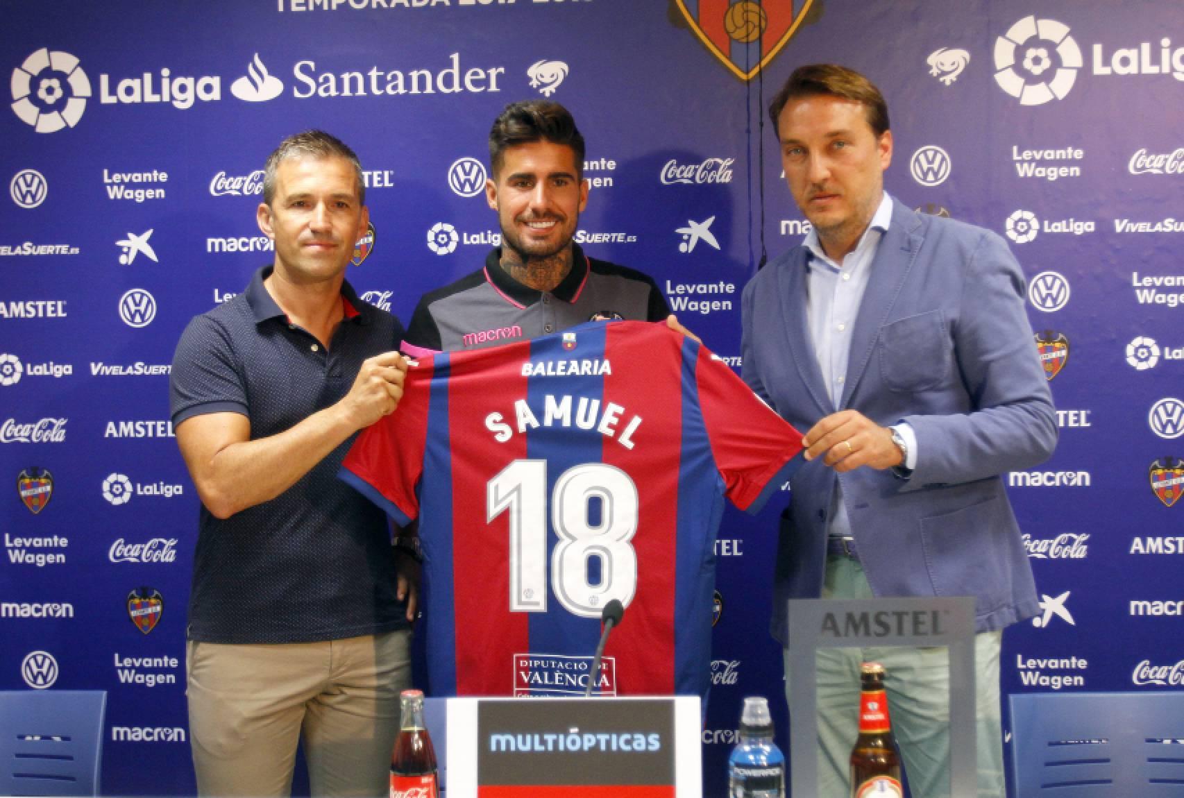 Samu García podría fichar por el Cádiz CF
