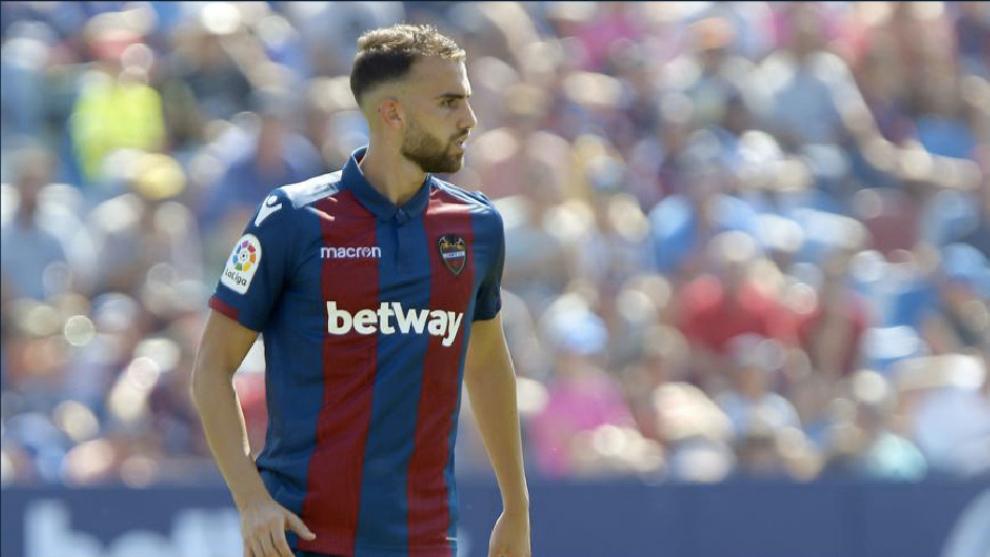 El Levante busca atar a Sergio León y Borja Mayoral