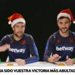 Sergio Postigo y Aitor Fernandéz repasan el 2019