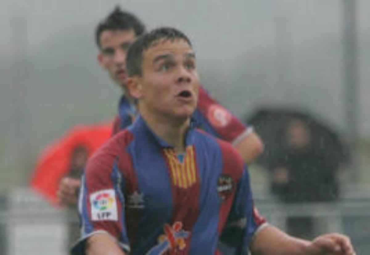 Roque Mesa, uno de esos jugadores que estuvieron en el Levante y la gente no recuerda